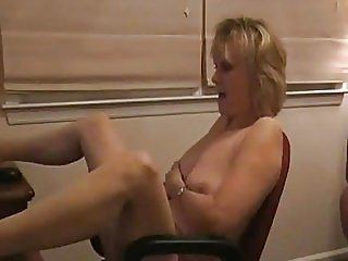 Granny Real's Web Cam Session