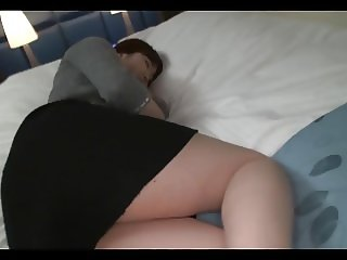 Exhausted Japanese Girl Fucked