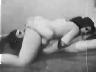 vintage hardcore with spermicide insertion