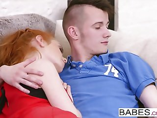 Babes - Step Mom Lessons - Sneaky Boy starring Ella Hughes a
