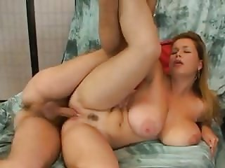 Terry Nova Huge Tits Big Ass Titfucked Cream