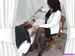 Mistress CBT Punishment