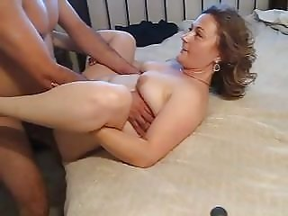 Lynn loves young cock pounding her cunt