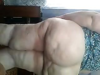 Ssbw granny pussy And ass