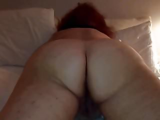 Horny Granny Loves To Suck Cock