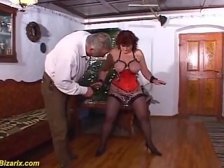 extreme pierced german stepmom