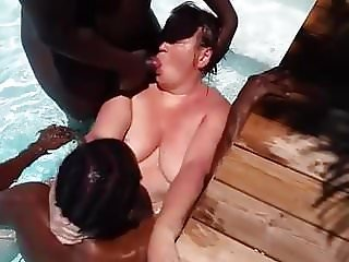 Whore wife blacked