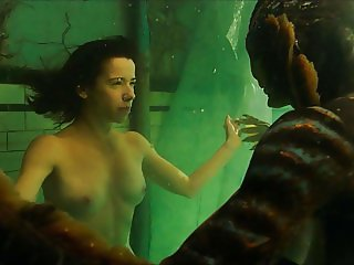 Sally Hawkins Nude With The Creature On ScandalPlanetCom