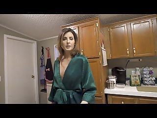 Son Keeps Perving On Mom Part 1