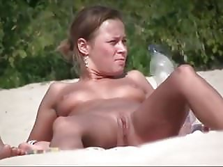 Nude Beach - Hot Russian Girls
