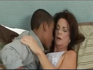Young black fucked horny mature woman