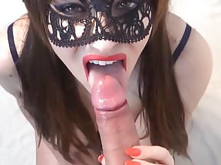 Wife Sucking another Man's Dick