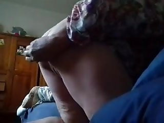 My granny toying anal