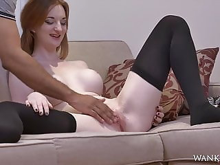Assisted Orgasm of Zara DuRose