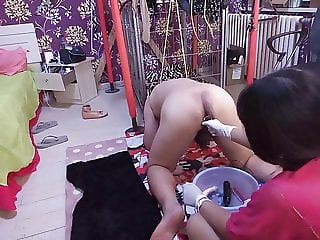 Chinese mistress pegging