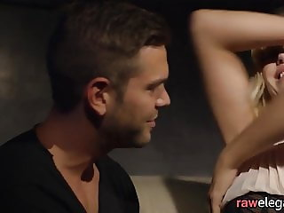 Mature euro anally fucked after foreplay