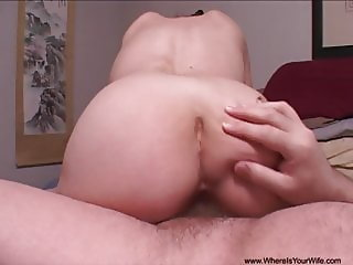 Mom Got Ass Fucked Before Getting Married