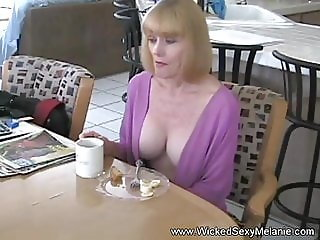 I Fucked MILF In The Kitchen