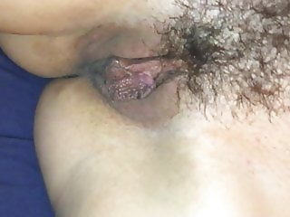 Pussy and tits of my wife