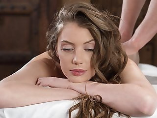 Erotic massage with Elena Koshka