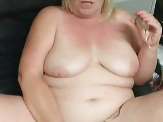 Wife playing solo