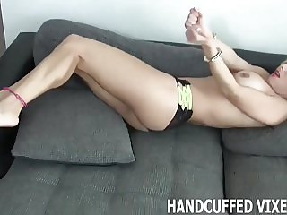 Give me the fucking keys to these handcuffs JOI