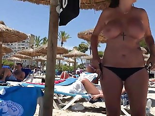 Big Tits with Slow Motion