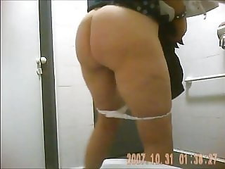 WC spy mature milf pawg (fart)