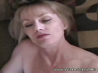 GILF is Craving for a Big Cock