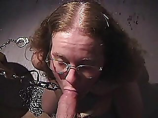 COCK DEPRIVED NERDY MATURE
