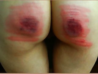Girl O's punishment and Brutalising Blondie