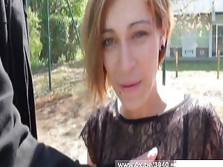 Gabriella analfucked by 3 guys