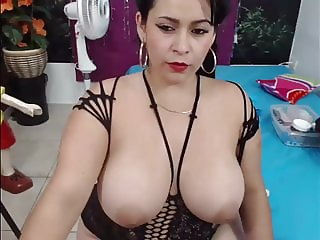 Sexy Woman On Cam