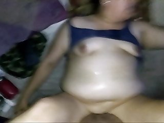 Banging Mature Mexican Maid