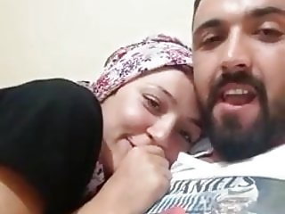 Turkish turbaned gir blowjob