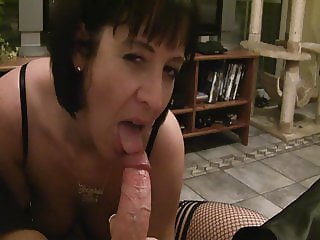 POV - Blowing and Fucking - Gabriela-Bitch