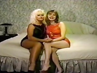 Jan with 20yr old monet in threesome.