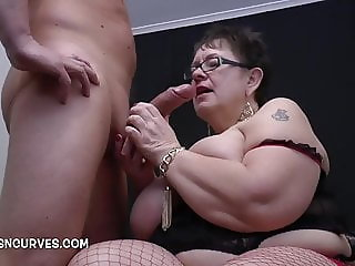 Mature Sweet Honey has not lost her touch