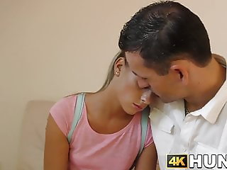 teen fucked by stranger and filmed in POV by cuckold