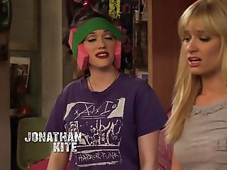 Kat Dennings, Beth Behrs - 2 Broke Girls s2e19-20