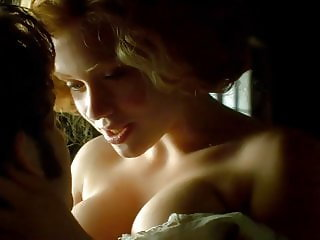 Jennie Jacques Ass And Nipples In Desperate Romantics Series
