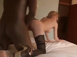 doggy bbc milf action
