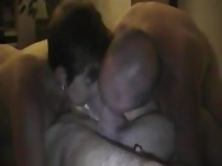 White Cuckold Couple Share White Cock