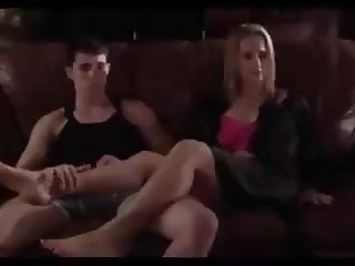 she seduces him on the couch (movie scene)