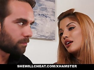 SheWillCheat - Banging Wife Gets Back at Husband