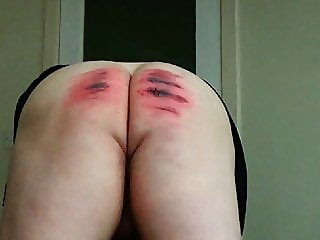 Miss Sultrybelle caning Petularse