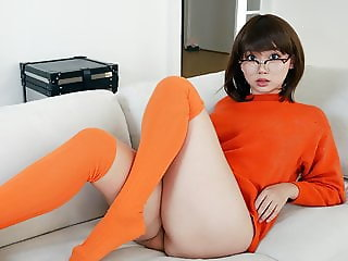 Velma from Scooby-Doo porn