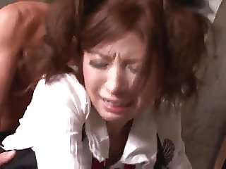 Tsubasa Aihara gets cock in the pus - More at 69avs.com