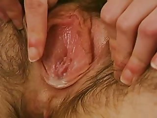 Honey with a Hairy Pussy, Pits and Ass