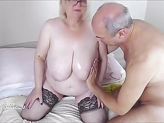 Sally's personal oily massage